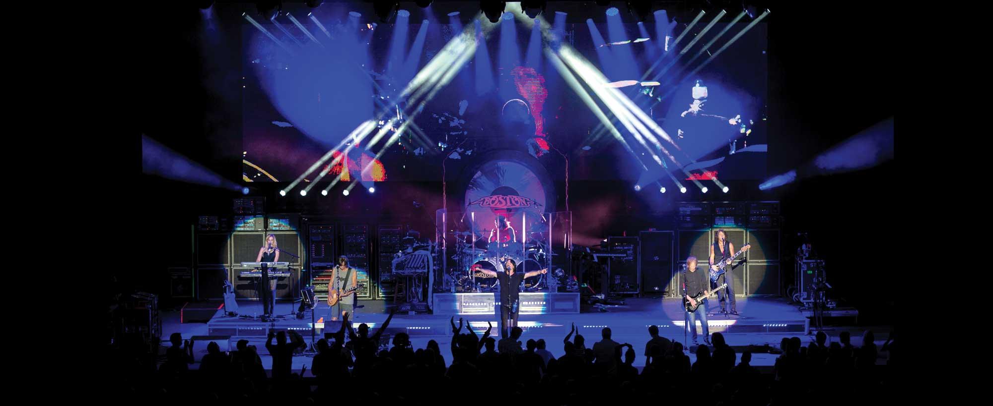 Boston - Hyperspace Tour