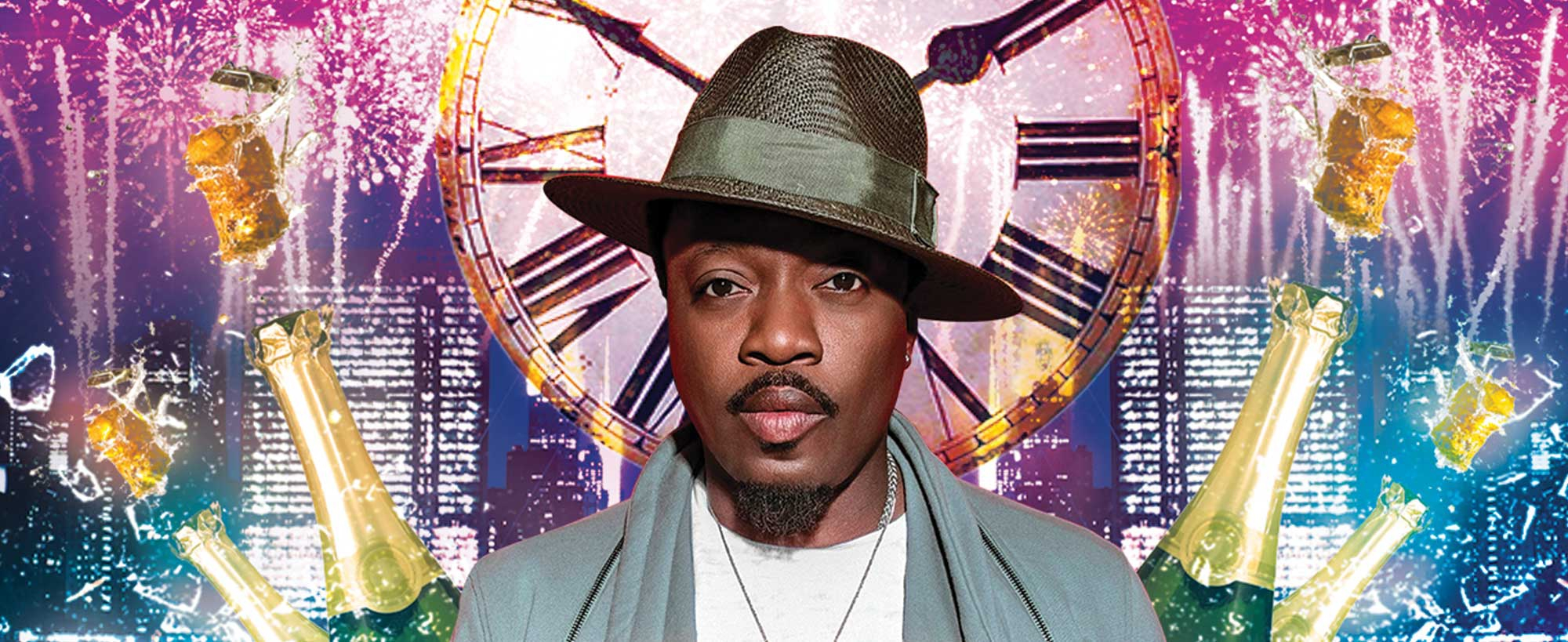 Anthony Hamilton - New Year's Eve Celebration