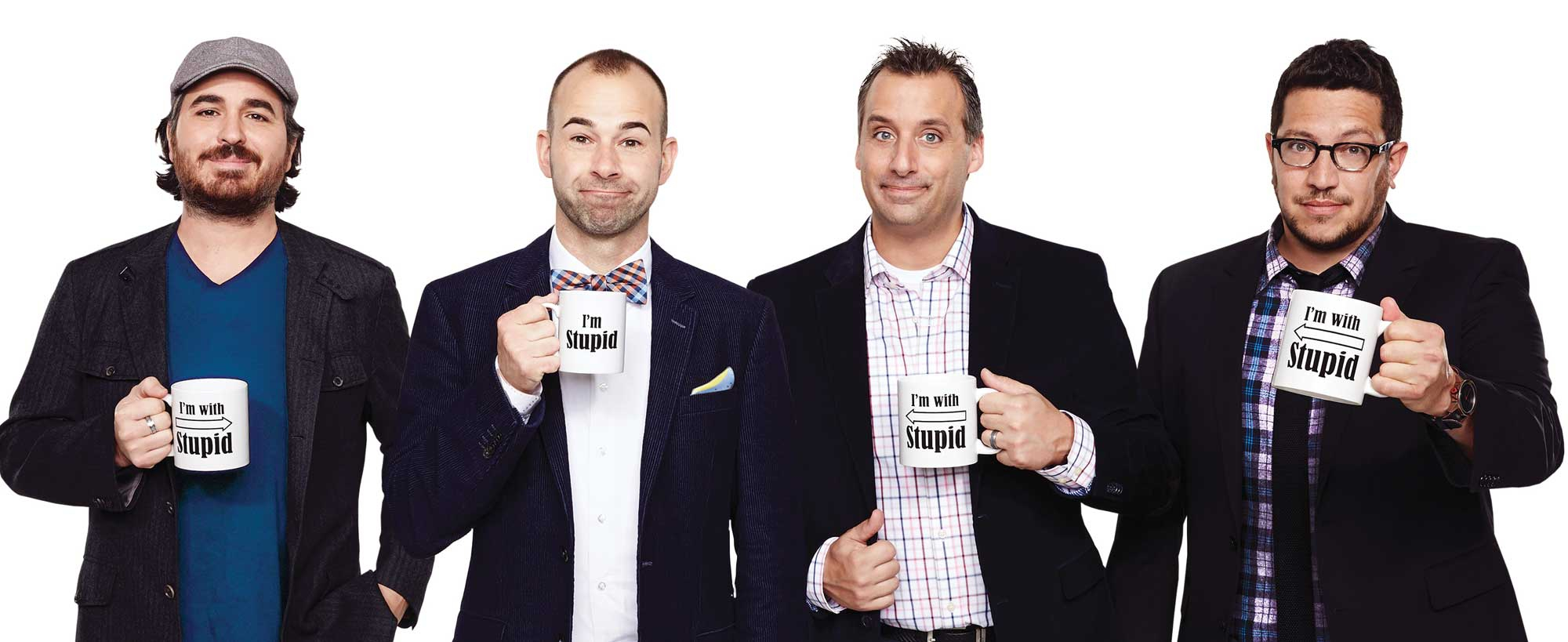 truTV Impractical Jokers Starring The Tenderloins